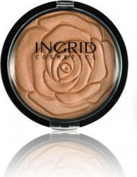 INGRID Puder brązujący do twarzy w kamieniu HD Beauty Innovation Bronzing 25g