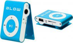 Odtwarzacz MP3 Blow Mini Niebieski (74-311#)