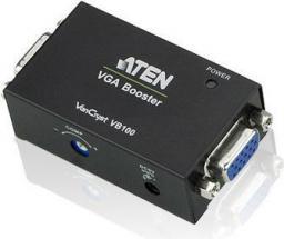 System przekazu sygnału AV Aten Wzmacniacz sygnału VGA (VB100-AT-G)