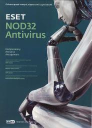 ESET NOD32 Antivirus 1 stanowisko 2 lata kontynualcja BOX (ENA-K-2Y-1D)