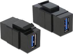 Delock USB 3.0 Czarny (86369)