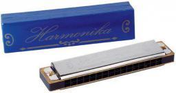 Goki Metalowa harmonijka ustna, instrument muzyczny (Goki-UC 072)