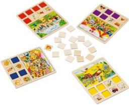 Goki Układanka pamięciowa typu memo, gra logiczna (GOKI-56740)