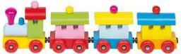 Goki Pociąg Sofia, zabawka z magnesami (GOKI-55978)