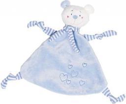 Goki Miś z serduszkami niebieski GOKI-65115