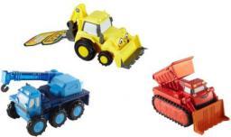 Mattel BoB Budowniczy - Pojazd Pociągnij i jedź (367187)