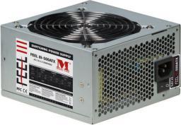 Zasilacz MODECOM FEEL 3 - 500 ATX 500W PFC (ZAS-FEEL3-00-500-ATX-PFC)