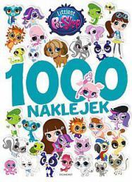 Littlest Pet Shop. 1000 naklejek