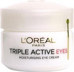L'Oreal Paris Triple Active Eye Cream - wszystkie typy skóry  15ml