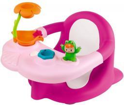 Smoby Cotoons siedzonko do kąpieli, różowe (7600110604B)