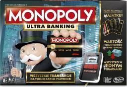 Hasbro Monopoly Ultra Banking PL (B6677)