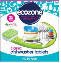 Ecozone Tabletki do zmywarki Classic Ecozone 25szt. (ECZ07626)