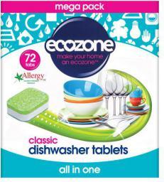 Ecozone Tabletki do zmywarki Classic 72szt. (ECZ07627)