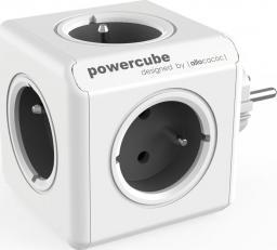 PowerCube Rozgałęźnik Original szary (2100GY/FRORPC)