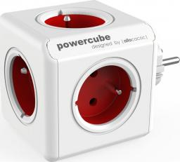 PowerCube Rozgałęźnik Original czerwony (2100RD/FRORPC)