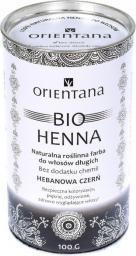 Orientana BIO Henna Hebanowa Czerń 100g