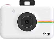 Aparat cyfrowy Polaroid SNAP, Bialy (Polaroid SNAP white)