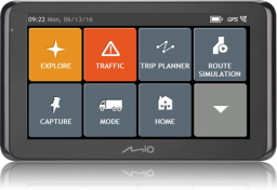 Nawigacja GPS MIO Spirit 8670 (5262N5380010)