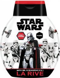 La Rive Disney Star Wars Żel pod prysznic 2w1 First Order 250ml