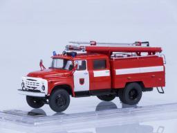 SSM Fire Engine AC-40 ZIL-130 Tartu ( SSM-L009)