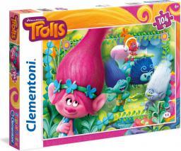 Clementoni 104 Trolls (27961)