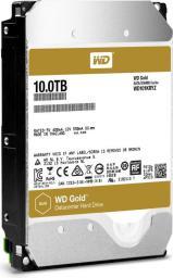 """Dysk serwerowy Western Digital Gold 10TB 3.5"""" 7200 SATA III (WD101KRYZ)"""