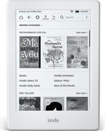 Czytnik Amazon KINDLE TOUCH 8 WiFi z reklamami Model 2016 Biały