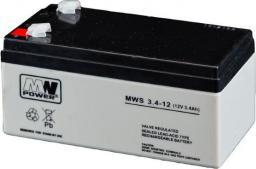 MN POWER Pb 12V 3.4Ah (MN/12V-3.4AH)