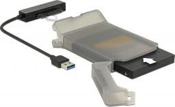 Kieszeń Delock USB-A - SATA3 + obudowa ochronna (62742)