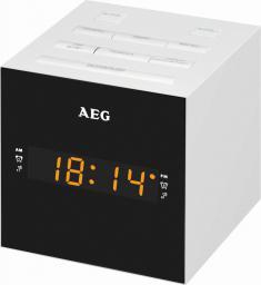 Radiobudzik AEG MRC 4150 biały
