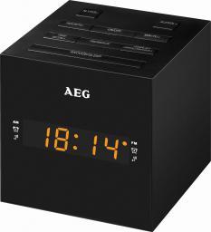 Radiobudzik AEG MRC 4150 czarny