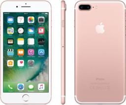 Smartfon Apple iPhone 7 Plus 32 GB Różowy  (MNQQ2PM/A)