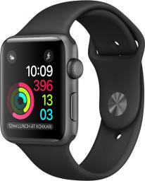 Smartwatch Apple Watch Series Czarny  (MP022MP/A)