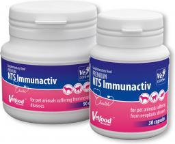 Vetfood Premium NTS Immunactiv Anticachectic 30 kaps.