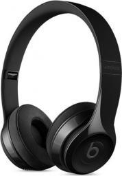 Słuchawki Apple Beats Solo3 Wireless – lśniąca czerń (MNEN2ZM/A)