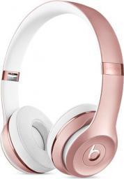 Słuchawki Apple Beats Solo3 Wireless – różowe złoto (MNET2ZM/A)