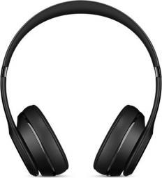 Słuchawki Apple Beats Solo3 Wireless – czarne (MP582ZM/A)