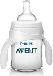 Avent Zestaw przejściowy butelka-kubek Classic+ (SCF625/02) 125ml, 4m+
