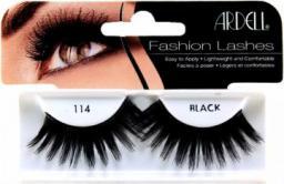 Ardell Fashion Lashes czarne 114 (W) sztuczne rzęsy
