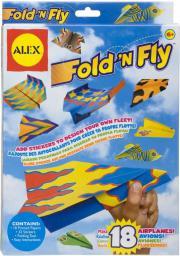 """Dante ALEX Fold""""N Fly papierowe samoloty (038-192W)"""
