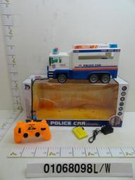 Dromader Ciężarówka policyjna na radio (130-1068098)