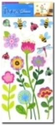 Starpak Dekoracja Kwiaty (RDA7103-MC)