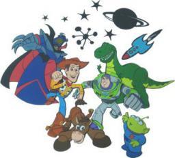 Marko Zestaw - Toy Story (SRTS-95001)
