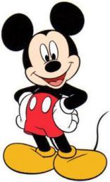 Marko Dekoracja Mickey (SRMK-008)