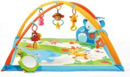 Tiny Love Mata edukacyjna Gimnastyka dla bobasa z pałąkami - muzyczni przyjaciele (TL000302)