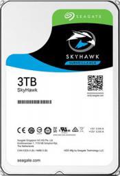 Dysk serwerowy Seagate SkyHawk 3TB 3.5'' 5900 SATA (ST3000VX010)