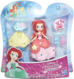 Disney Princess Mini Laleczka Z Sukienką (DPRB5327)