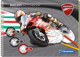 Szkicownik - Motocykle Ducati (CLM15794)