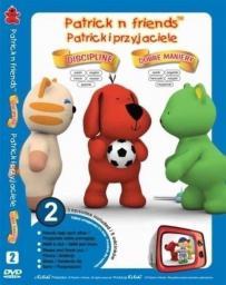 Zestaw 5 edukacyjnych kreskówek na płycie DVD - Julia (KIDS-0262)