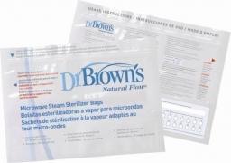 Dr. Browns Torebki do sterylizacji 5 szt. (000217)